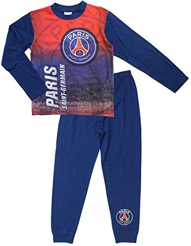 e40f0f1da Paris Saint Germain FC Boys Official PSG Football Club Pyjamas Sizes from 4  to 12 Years