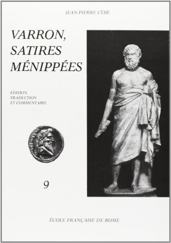 Varron, Satires Ménippées : Volume 9