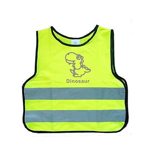 ektierende Sicherheitsweste, Verstellbar Und Flexibel, Reisen Für Kinder Im Freien, Spielen, Reisen (Size : 5 Pack M) ()