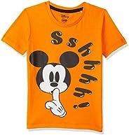 Mickey & Friends By Kidsville Regular fit Boy T-S