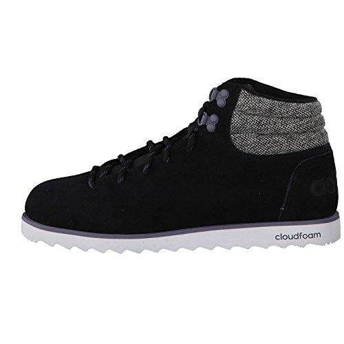 adidas Cloudfoam Rugged, Chaussures de Sport Homme Noir (Negbas / Negbas / Onix)