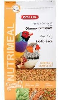ZOLUX Alimento Completo Aves exóticas