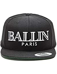 a32834a8704 Magic Custom BALLIN PARIS - CASQUETTE SNAPBACK