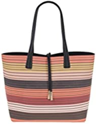Parfois - Shopper All In Stripes - Mujeres
