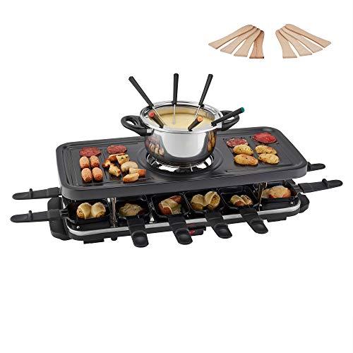 Cocineros profesionales tradicional Raclette grill
