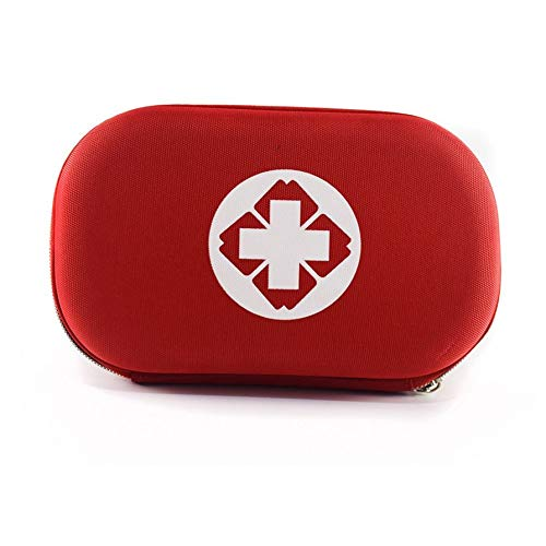 Mini Portable Storage Bag Outdoor Travel First Aid Kit Medicine Bag Small Medical Box Emergency Survival Pill Case - Survival Kit Case