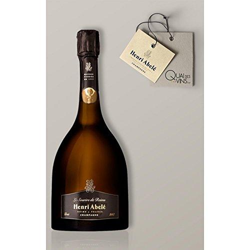Grand Cru 2007 Sonrisa De Reims Brut - Champagne - Magnum (1,5 L) - Henri Abelé