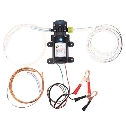 JCHUNL 12V 60W Öl Flüssigkeit Flüssigkeit Extractor 5L Boot Auto Auto Transfer Pump Change Kit AP New Hot - Teppich Extractor Kit