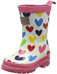 Hatley Girls' Printed Rain Wellington Boots