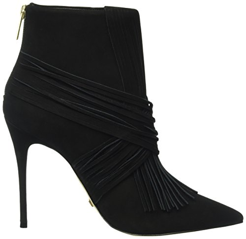 Buffalo 130312b, Bottes Classiques Femme Noir (Black 01/Black 01)