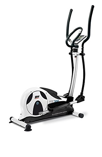 BH Fitness ZK200 G2340 crosstrainer elliptical trainer with xxl foot pedals
