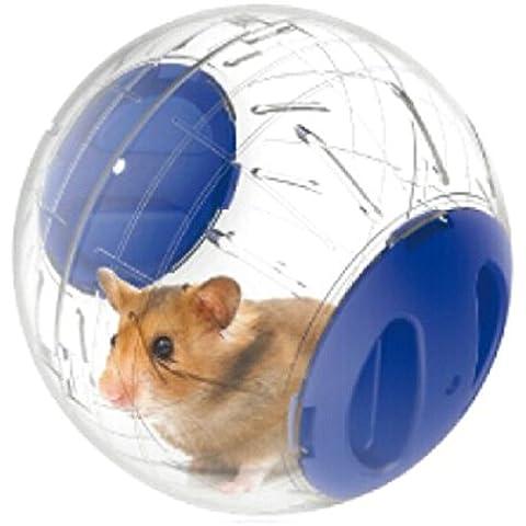 emours run-about Mini 4,8pulgadas Pequeño Animales hámster Run pelota de ejercicio