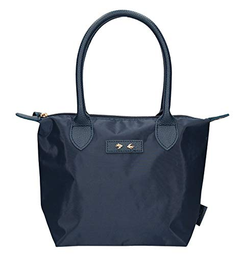 Depesche 10215 - Handtasche Trend Love, blau