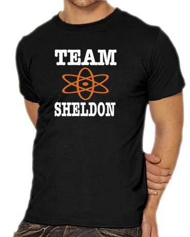 touchlines-t-shirt-pour-homme-the-big-bang-theory-team-sheldon-noir-m