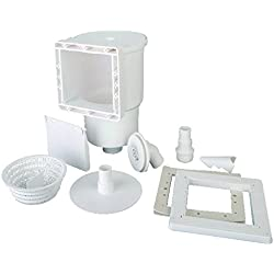 Manufacturas Gre AR100 - Skimmer standard - valvula impulsión - color blanco
