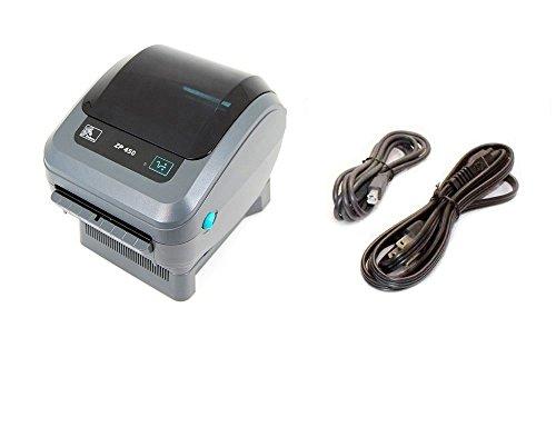 Zebra® ZP 450 Thermal Label Barcode Printer (Retail Box) by Zebra Technologies