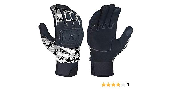 Jet Motorradhandschuhe Für Den Sommer Belüftet Harte Knöchel Touchscreen Handschuhe Herren Atv Reiten Ecco 2xl Camo Grey Sport Freizeit