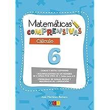 Matemáticas Comprensivas - Cálculo 6