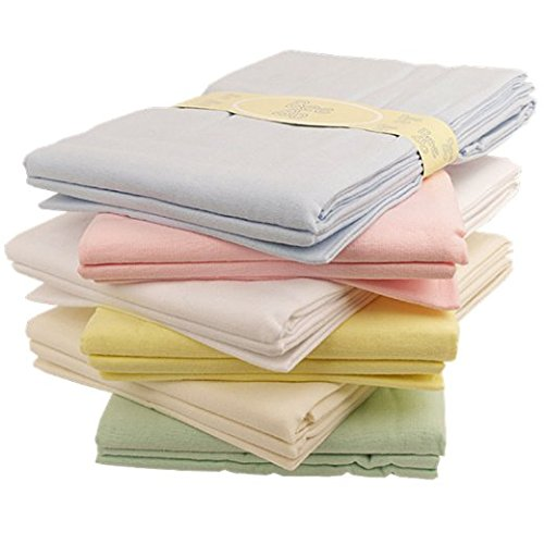 Baby flat sheets x 2 flannelette...