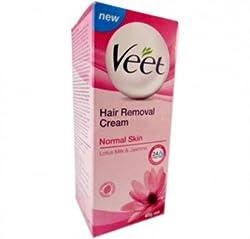 Veet Hair Removal Cream For Normal Skin - 60G (Pack Of 3)