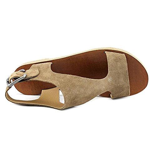 Lucky Brand Devyn Daim Sandale Brindle