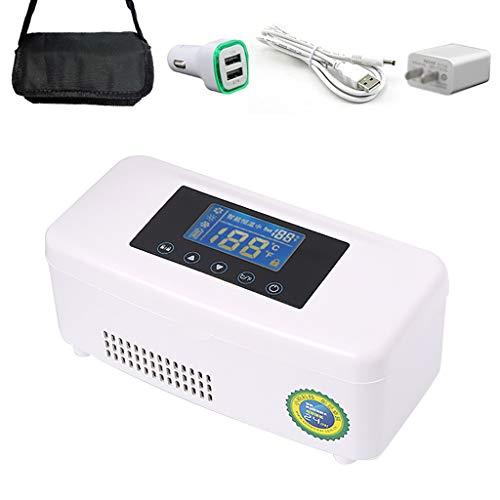 Refrigerador de medicamentos y refrigerador de insulina con Sistema avanzado de Control...