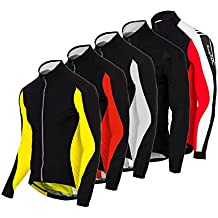 Burning Bike Wear #01 2017 Nuevo De Winter with Fleece Mantener caliente Manga Larga Maillot Ciclismo Hombre Invierno Style