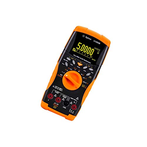U1253B Digital multimeter LCD 5 digit 50000 Bargraph21 segm. Agilent-digital-multimeter