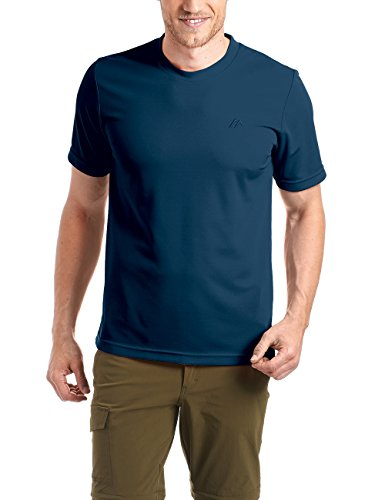 maier sports Herren Funktionsshirt Walter, Aviator, XL, 152302