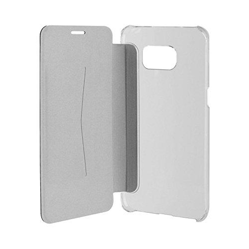Xqisit Flap Cover Schutzhülle Adour für Apple iPhone 6 Plus / 6s Plus Schwarz (24904)