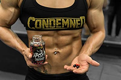 Condemned Labz Arsyn Thermogenic Fat Burners 60 Capsules by CONDEMNED LABZ