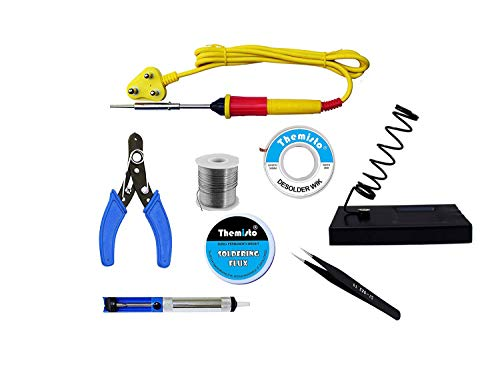 Themisto 25 W Electric Soldering Iron Kit (8IN150GM)