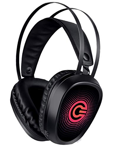 4. Circle ARKO PRO Gaming Headphone Headset with Mic with RGB 7 Colour Breathing and Protein Fabric Earcup