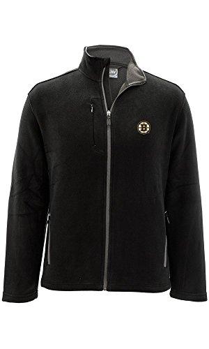 Levelwear NHL BOSTON BRUINS Alpine Fleece Jacke, Größe :S