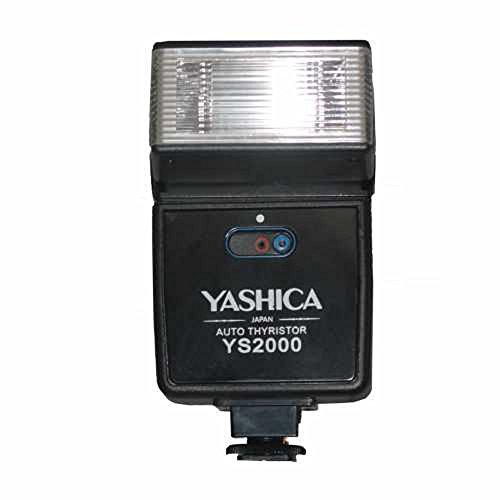Yashica YS2000 Manual Camera Flash/ Speedlite For Nikon Canon Panasonic Fuji Olympus Cameras