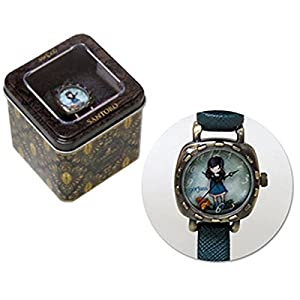 Gorjuss W-02-G Reloj de Pulsera con Caja You Brought Me Love