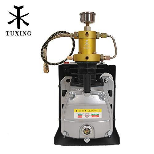 4500Psi Pcp Compressor Elektrischer Luftkompressor für Luftgewehre Paintballbehälter 220V TUXING