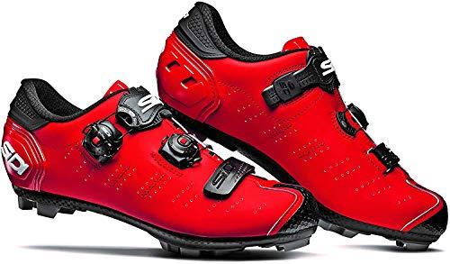 Sidi MTB Dragon 5 SRS Shoes Herren matt red Schuhgröße EU 41 2020 Schuhe