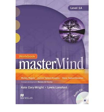 MasterMind 1 Workbook & CD A (Mixed media product) - Common