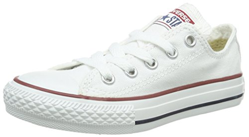 Converse Chuck Taylor All Star Unisex-Kinder Sneakers Weiß