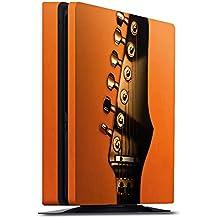 Sony Playstation 3 Protector de pantalla Pegatinas Skin de vinilo adhesivo Guitarra Cuerdas Instrumento
