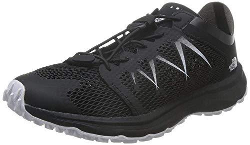 North Face Damen T92vv2ky4 Trail Running Schuhe, Mehrfarbig (Negro/Blanco), 37.5 EU -