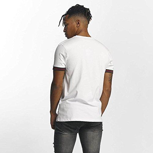 Criminal Damage Uomo Maglieria/T-Shirt cucci Bianco