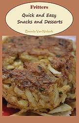 Fritters: Quick and Easy Snacks and Desserts by Brenda Van Niekerk (2015-03-27)