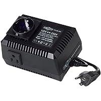 US-Tronic TTR-200-REV Transformateur Réversible 200 W Noir