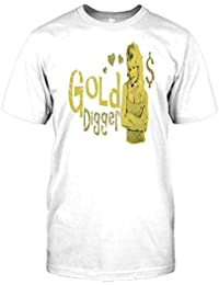 Gold Digger - Cool Mens T Shirt
