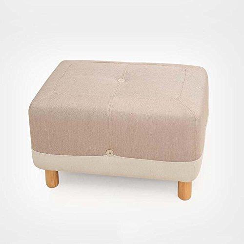 DIDIDD Change Schuhhocker moderne einfache europäische Massivholz Sofa Hocker Tuch tragen Schuhe mysteriösen Hocker Bett Hocker (Farbe (Schuhe Frauen Sattel)