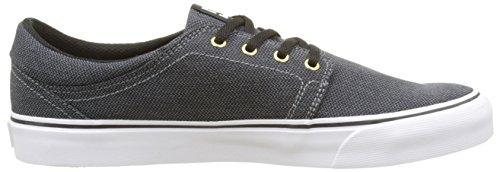 Grigio Tx Cestini Dc Multicolore Trase Bassi Shoes Se nero Homme gPx6Fqzx