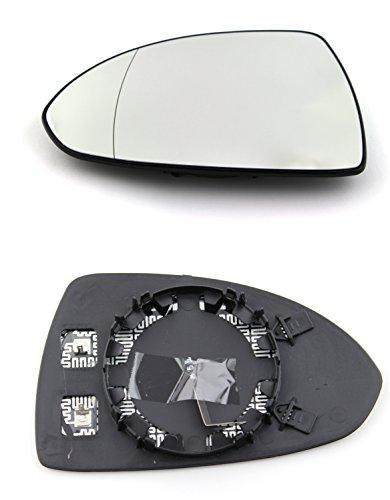 TarosTrade 57-0328-L-46917 Spiegelglas Heizbar Links