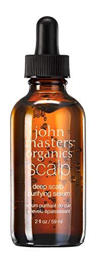 John Masters Organics Deep Scalp Purifying Serum Haarserum, 1er Pack (1 x 59 ml)